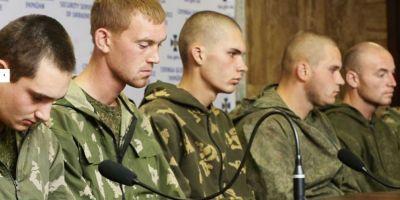 Mamele soldatilor rusi intrati din