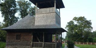 Arta desavarsita in lemn. Bisericuta boierului Gorovei din Braiesti, o bijuterie unicat a patrimoniului national