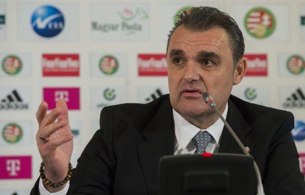 Scandal la echipa nationala a Ungariei dupa debutul din preliminarii