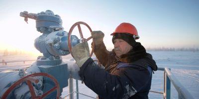Gazprom se joaca din nou la robinetul de gaze pentru Romania