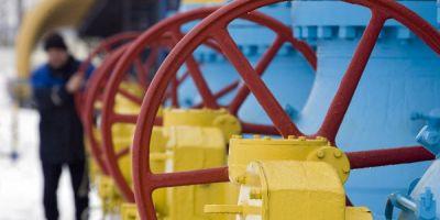 Gazprom a redus livrarile de gaze naturale catre Romania pentru a treia zi consecutiv