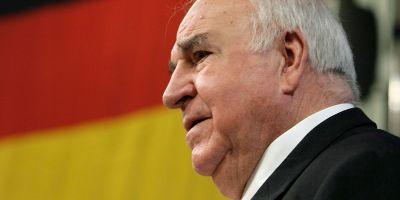 Helmut Kohl: Merkel nu e in stare sa foloseasca furculita si cutitul, Gorbaciov a fost esec, Margaret Thatcher adormea la summituri