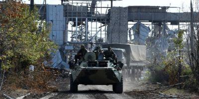 Ucraina: Lupte intre separatisti si fortele ucrainene la Lungansk, Mariupol si pe aeroportul din Donetk, in ciuda armistitiului