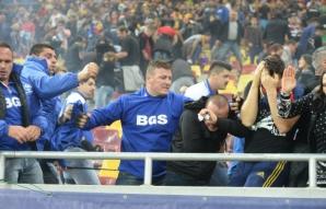 ALARMA - Continua ecourile dupa SCANDALUL de la Romania-Ungaria. Ce au patit azi doi agenti BGS