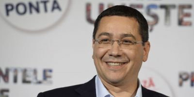 Ponta: Reprezint alegatorii lui Vadim, chiar si ai lui Macovei. Pana la urma, voi fi presedintele lui Traian Basescu...