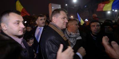 AFP, despre victoria lui Iohannis: