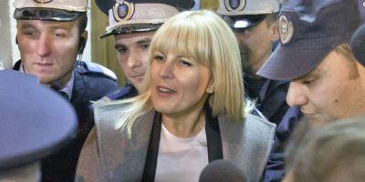 Elena Udrea, din nou la mana deputatilor