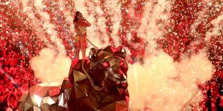 Katy Perry promoveaza aplicatia lansata de