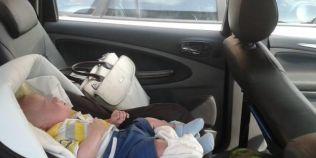Cum sa-ti protejezi copilul de hipertermie. Sfaturile specialistilor