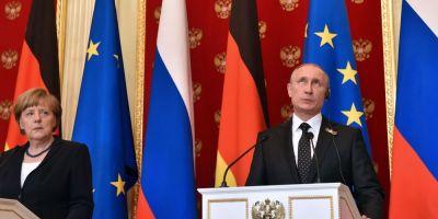 De ce a aparat Putin Pactul Hitler-Stalin in fata Angelei Merkel?