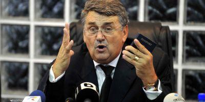Senatorul Lucian Iliescu, urmarit penal pentru abuz in serviciu si conflict de interese
