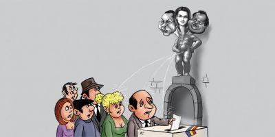 PSD si PNL au ingropat reforma electorala lege cu lege