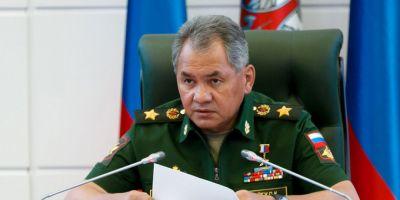 Rusia anunta infiintarea unei noi structuri militare.