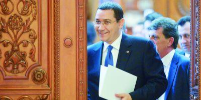 ANALIZA Cariera lui Ponta atarna de un punct din cota TVA