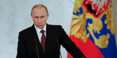 Moscova: Vladimir Putin face o calatorie cu un mini-submarin pentru a analiza o epava de pe coasta peninsulei Crimeea