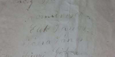 Misterul a fost descifrat. Ce contine documentul din sticla gasita sub fundatia casei unui fost premier al Romaniei