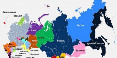 Dezmembrarea Federatiei Ruse: avantaje si dezavantaje