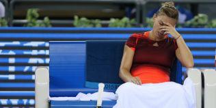WTA scrie despre problemele Simonei Halep: