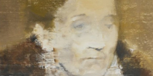 Un portret al Elenei Ceausescu, realizat de artistul Adrian Ghenie, a fost vandut cu 250.000 de euro