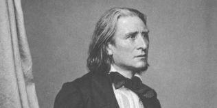 Marele compozitor Franz Liszt, impresionat de Barbu Lautaru la o petrecere boieresca din Iasi: