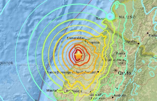 Un cutremur cu MAGNITUDINEA 7,8 a facut cel putin 233 de morti si 1500 de raniti.
