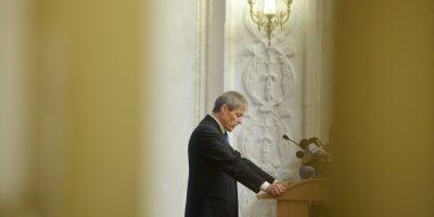 Dragos Pislaru, propunerea premierului pentru Ministerul Muncii. Iohannis a semnat decretul de numire in functie