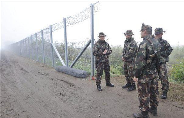 Ungaria e dispusa sa ADOPTE urgent MASURI la granita cu Romania pentru BLOCAREA IMIGRATIEI masive