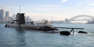 Franta ar putea castiga contractul militar al secolului. Australia este pregatita sa ofere 34 de miliarde de euro pentru 12 submarine