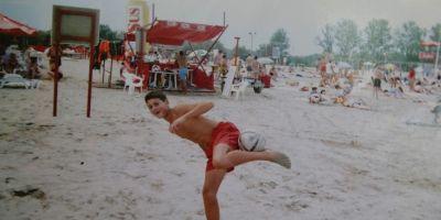 Momentul decisiv care l-a transformat pe Denis Alibec din pustiul care batea mingea pe plaja din Mangalia in vedeta din Liga I
