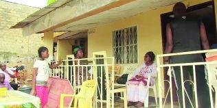 Reportaj printre rudele lui Ekeng:
