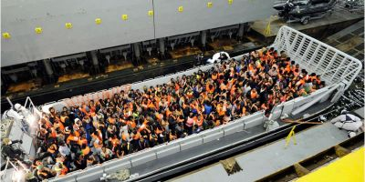 DOCUMENT Un raport teribil si ingrijorator. Migrantii recuperati de retelele crimei transnationale organizate