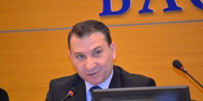 Romeo Stavarache, fostul primar al Bacaului, condamnat la 6 ani de inchisoare pentru luare de mita. Decizia nu este definitiva