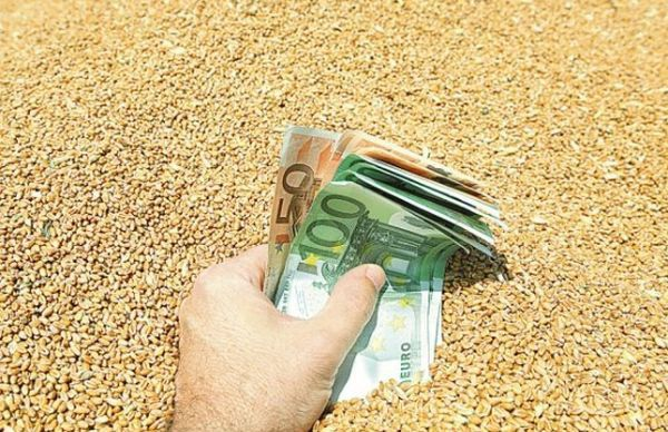 Bani europeni pentru procesarea produselor agricole