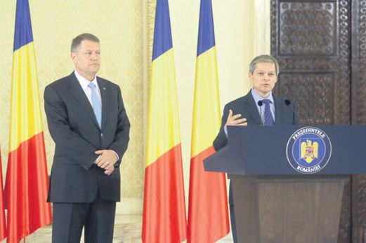 O delegatie SUA vine maine la Bucuresti. Americanii se vad cu Iohannis si Ciolos