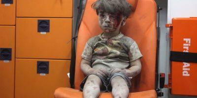 VIDEO Omran, in varsta de 4 ani, simbolul violentei oarbe si al razboiului din Siria, provoaca furie in intreaga lume