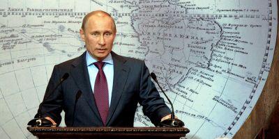 Cum reface Putin imperiul sovietic