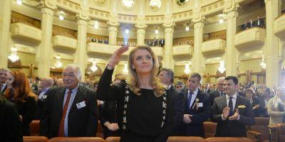 Gorghiu o acuza pe Firea ca a oprit mitingul PNL pentru Ciolos: