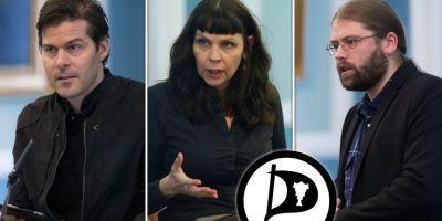 Islanda: Partidul Piratilor, printre favoritii la alegerile parlamentare de sambata.