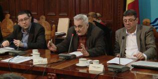 Televiziune platita din banii Consiliului Judetean pentru filmarea sedintelor