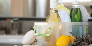 Cele mai eficiente ingrediente naturale pentru curatarea casei