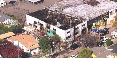 Bilantul mortilor in clubul din Oakland a crescut la 33 de persoane