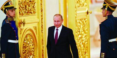 Cum a facut Putin Rusia din nou mareata. A actionat precum