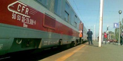 CFR Calatori a anulat sambata cinci trenuri pe trei rute, nefiind linii inchise ori trenuri blocate