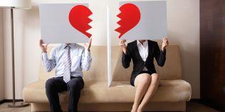 Semnele ca un mariaj este sortit esecului, dezvaluite de avocati specializati in divort