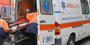 Muncitor in stare grava la spital dupa ce un coleg l-a impuscat in fund cu un pistol cu aer comprimat