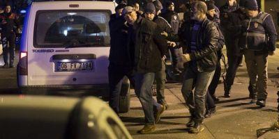 Focuri de arma in fata Ambasadei SUA la Ankara