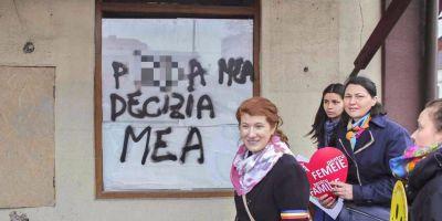Campania anti-avort a Bisericii imparte Romania