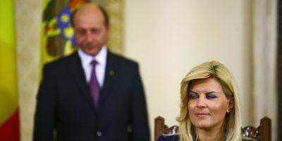 Traian Basescu insista sa o salveze pe Udrea de puscarie
