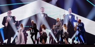 VIDEO Eurovision 2017: Moldova, in topul preferintelor jurnalistilor prezenti la Kiev, dupa primele repetitii