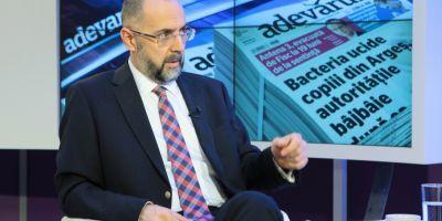 Kelemen: Este clar ca institutiile de forta sunt indreptate impotriva noastra